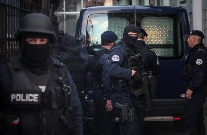 Konfiskohet armë dhe municion në Pasjak