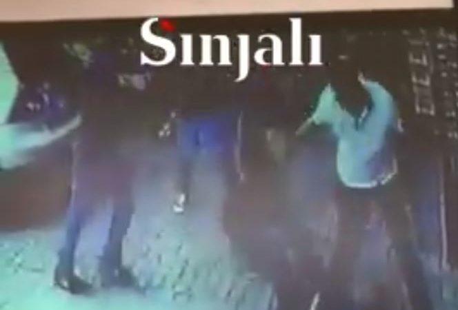 Ekskluzive/ Dhuna e shfrenuar e policit ndaj qytetarit duarthatë në Gjilan (VIDEO)