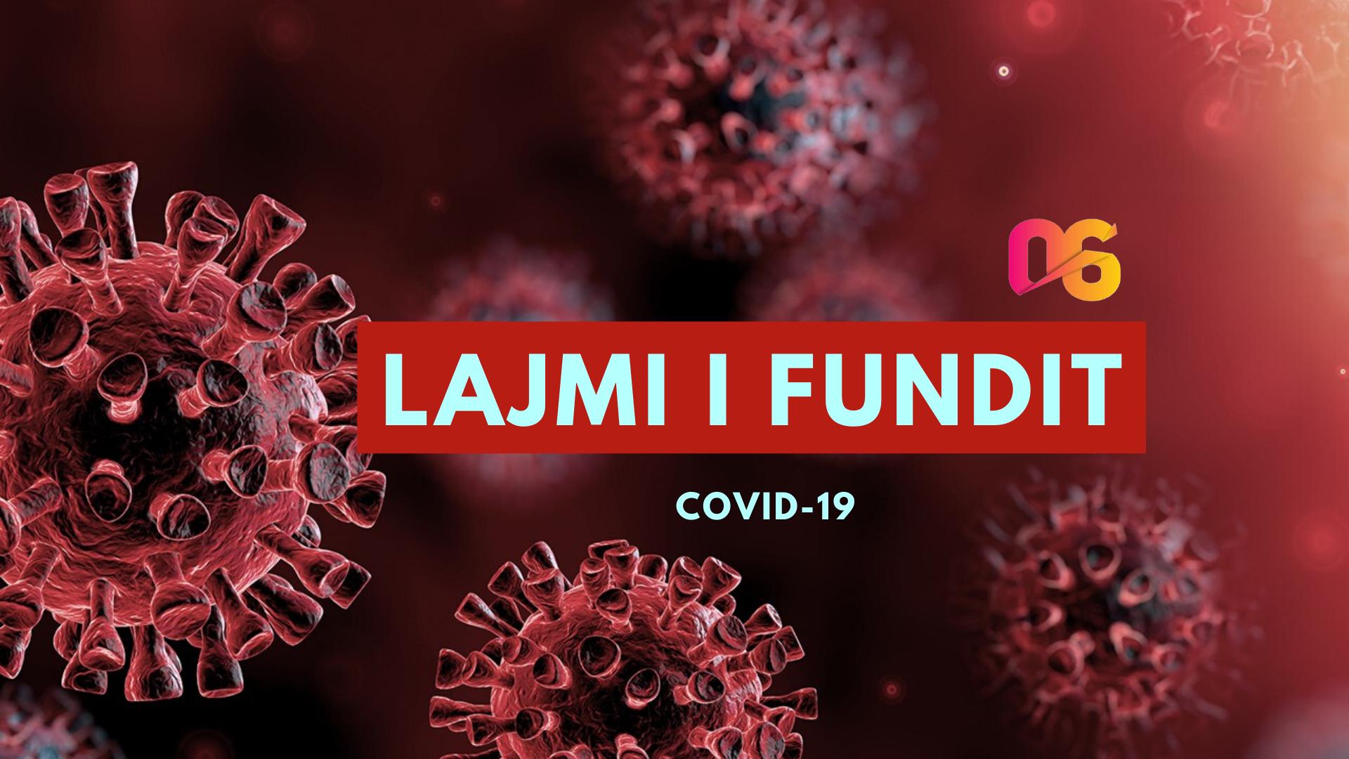 21 raste të reja dhe 10 të shëruar me COVID-19
