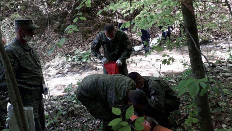 Personi i gjetur i vdekur në lumin e Llapushnicës është trupi i Besnik Osmanit!
