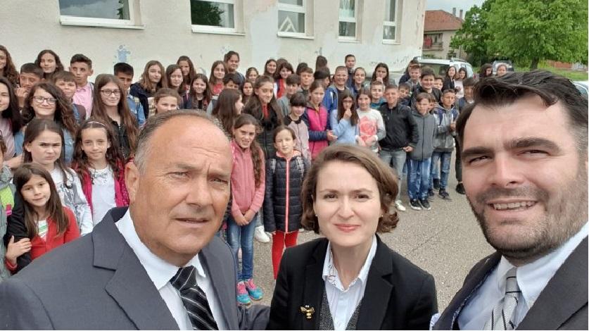 Nga shtatori, filloristët e Luginës së Preshevës do të përdorin tekstet mësimore të Shqipërisë