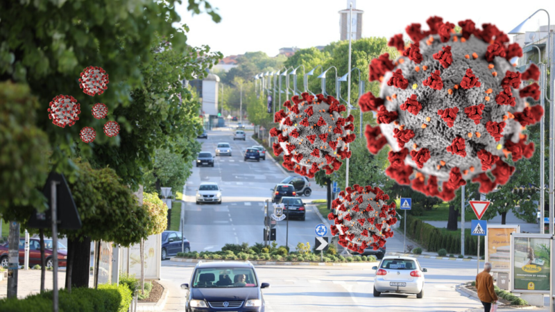 Konfirmohen edhe 181 raste me koronavirus, ja sa janë në Komunën e Gjilanit