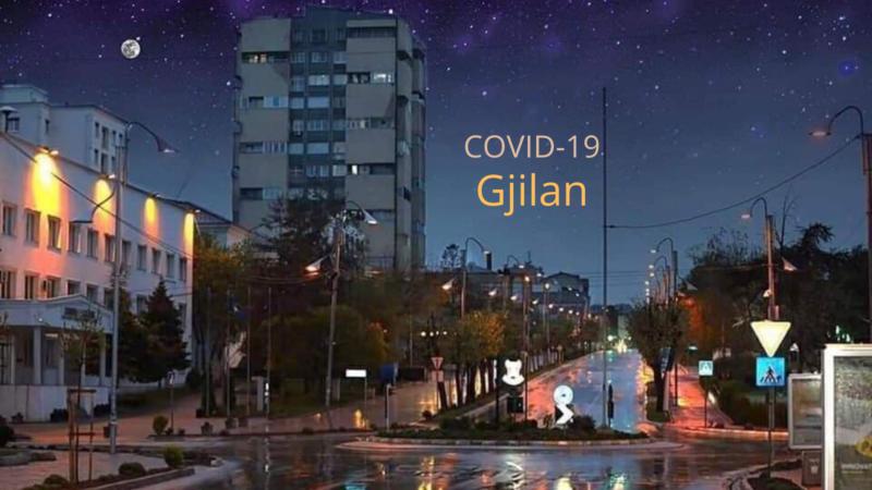 Nga 214 rastet e reja me koronavirus asnjë nuk është nga Gjilani pasi mostrat e marra nuk janë punuar
