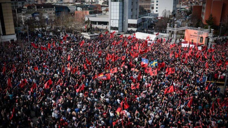 OVL UÇK sot organizon protesta në të gjitha qytetet e Kosovës, do të mbahen edhe në Gjilan